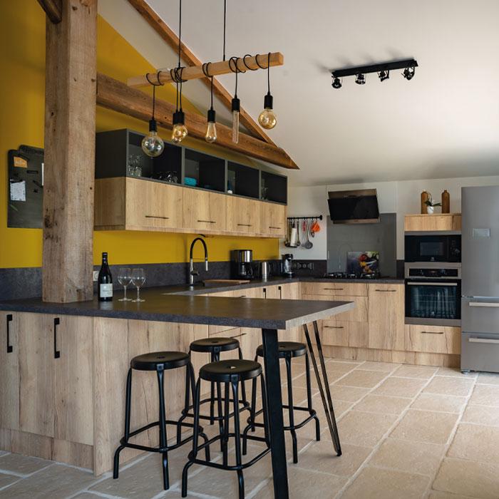Rénovation de cuisine en Vendée